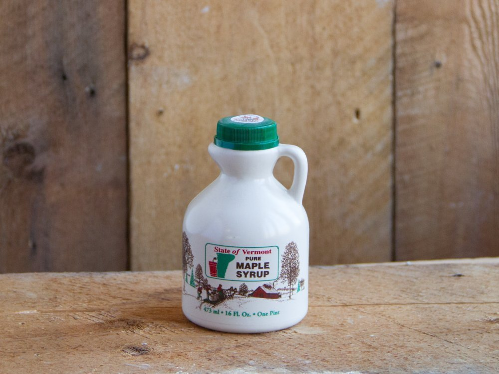 maple syrup one pint