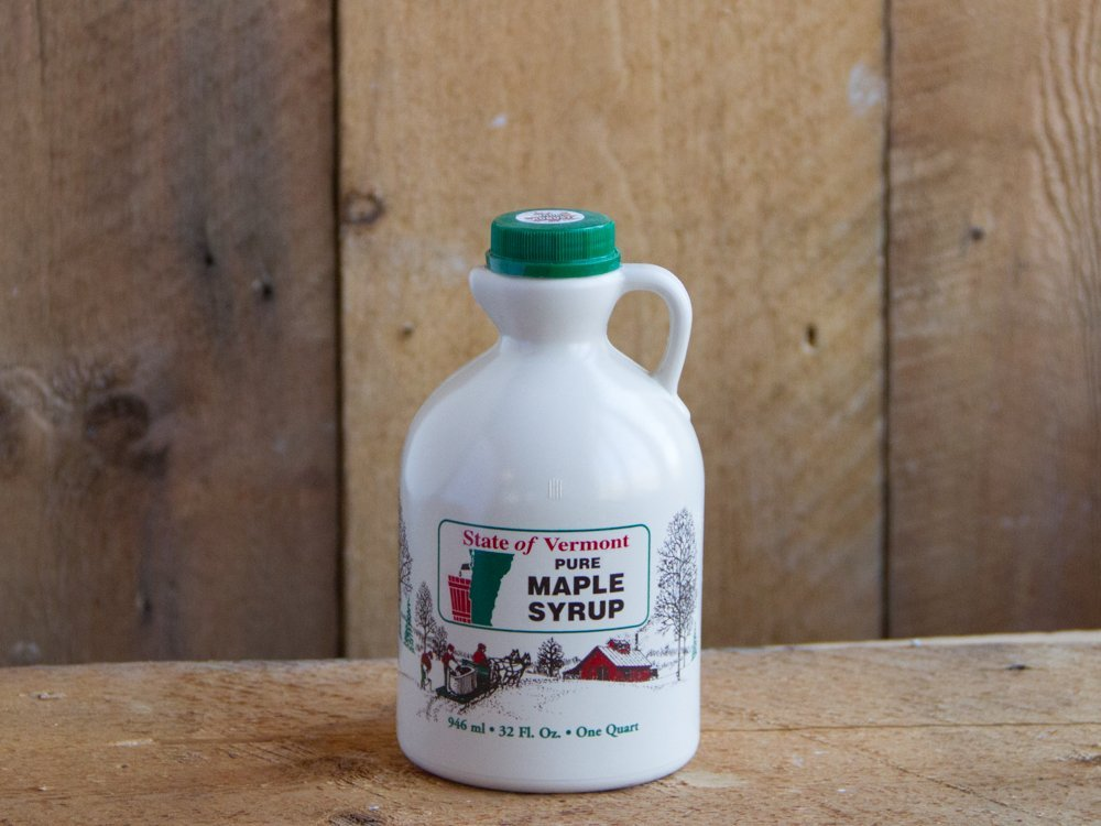 maple syrup one gallon
