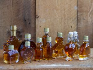 maple syrup party favor collection