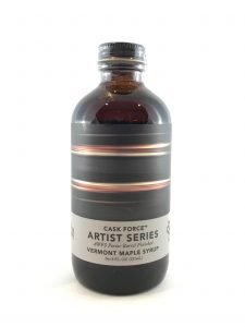 cask force artist series barrel-aged awfs porter