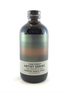 cask force artist series barrel-aged single malt