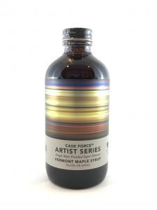 cask force artist series barrel-aged single malt super dilcato