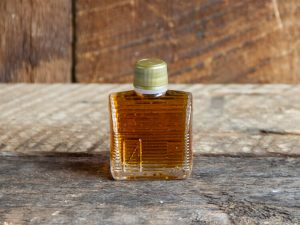 maple syrup party favor size log cabin