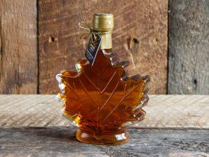 maple syrup maple leaf large