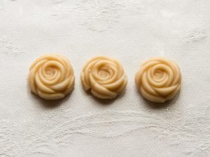 maple sugar candy mini roses