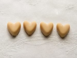 maple sugar candy mini hearts