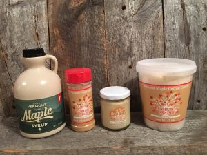 Purinton Maple product varieties